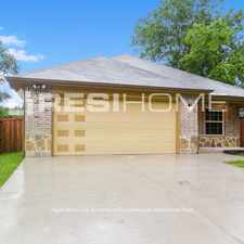 Rental info for NEWLY RENOVATED HOME FOR RENT! in the Highland Hills area