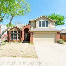 Rental info for 3300 Stone Bridge Dr. in the Flower Mound area