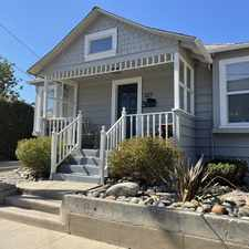 Rental info for E Cliff Dr & Seabright Ave