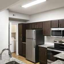 Rental info for Gables Central Park Texas in the West University area