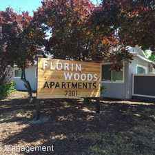 Rental info for 7301 Florin Woods Dr - 73 in the Florin area