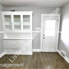 Rental info for 3722 Parrish Ave - 2nd in the East Chicago area