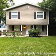 Rental info for 2626 Spring Park Road in the Jacksonville area