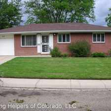 Rental info for 345 S 43rd Street in the Martin Acres area