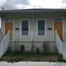 Rental info for 1622 St. Anthony St in the Seventh Ward area
