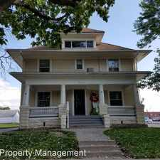 Rental info for 2701 P street in the Hartley area