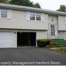 Rental info for 26 Greenhouse Blvd in the 06111 area