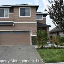 Rental info for 2219 166th St Ct E in the Spanaway area