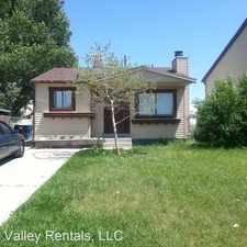 Rental info for 2593 S. Bryant Dr. in the Magna area