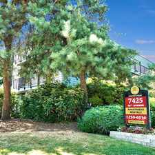 Rental info for Chateau Delon Apartments in the New Westminster area