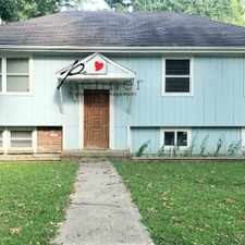 Rental info for 1204 Sw Westminister Rd in the Blue Springs area