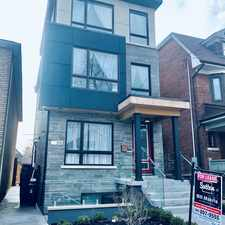 Rental info for Dufferin and Dupont Brand New Two Bedroom Apartment in the Corsa Italia-Davenport area