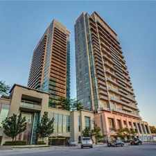 Rental info for Park Lawn Rd & Lake Shore Blvd W in the Mimico area