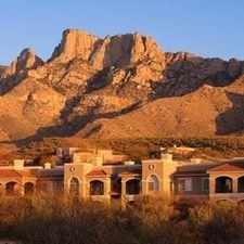 Rental info for 1500 E Pusch Wilderness Dr in the Oro Valley area