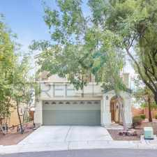 Rental info for Charming 3 Bedroom in Las Vegas! in the Providence area