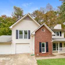 Rental info for 1134 Crystal Springs Trail