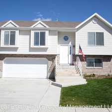 Rental info for 5902 S 2775 W in the Roy area