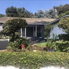 Rental info for 669 Jacon Way in the Pacific Palisades area