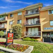 Rental info for St. Johns Apartments in the Port Moody area