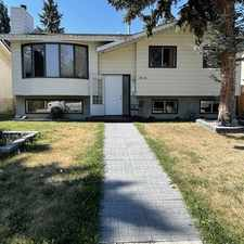 Rental info for (PN 0408) Great 4 Bedroom House with Finished Basement & HUGE Yard in the Crawford Plains area