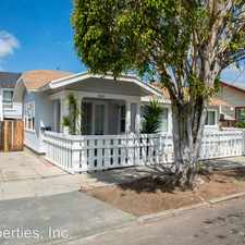 Rental info for 4020-4024 34th Street - Front House