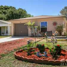 Rental info for Tricon American Homes in the Land O' Lakes area