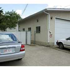 Rental info for 2 Beds Legal Basement for rent at 12011 105 Street Northwest in the Westwood area