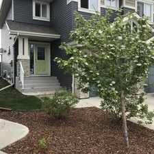 Rental info for 7096 South Terwillegar Dr, in the Terwillegar South area