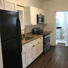 Rental info for 619 King St. - Unit #1 Unit 1 in the Washington-Rosedale area