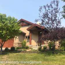 Rental info for 8371 N. Pointe Drive