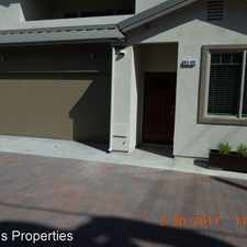 Rental info for 853 San Benito St. # 600 in the Hollister area