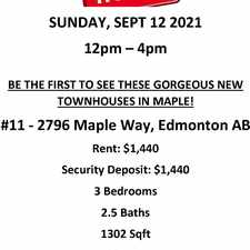 Rental info for Bergen Towns in the Meadows Area area
