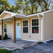 Rental info for 4608 Silver Leaf Drive in the Newburg area