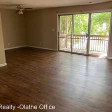 Rental info for 210 S Water St in the Olathe area