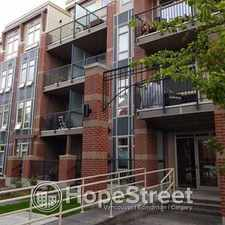 Rental info for 317 - 323 20 Avenue SW, 1 Bedroom in the Mission area