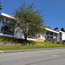 Rental info for Royal Terrace Apartments in the New Westminster area