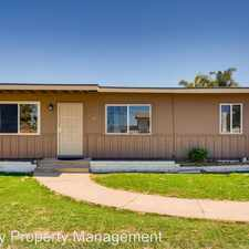 Rental info for 444 Orange Ave - Front House in the Castle Park area