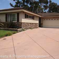 Rental info for 3247 Carnegie Way in the North Clairemont area