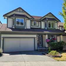 Rental info for 2510 Amber Court in the Port Moody area