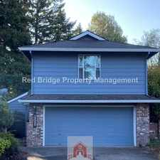 Rental info for Welcome home to this well-loved 4 bedroom, 2.5 bath 1,660 square foot home conveniently located in Beaverton! in the South Beaverton area