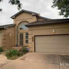 Rental info for 2756 Stonewall Hts in the Rustic Hills area