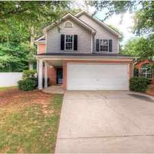 Rental info for 3136 Justice Mill Ct NW, Kennesaw, GA, 30144 in the Acworth area