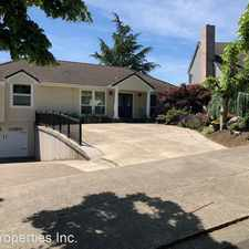 Rental info for 14170 SW Stirrup St. in the South Beaverton area
