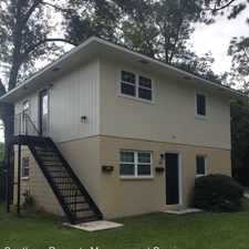 Rental info for 237 South Walnut St Unit A in the Statesboro area