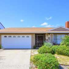 Rental info for 1578 Bubbling well Dr in the Imperial Beach area
