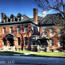 Rental info for 3717-21 Westminster Pl. Westminster Place in the St. Louis area