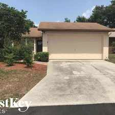 Rental info for 4030 Cypress Landing East in the Winter Haven area