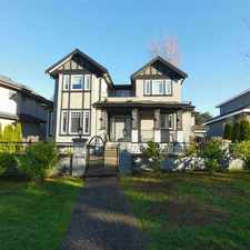 Rental info for Angus Dr & W 64th Ave in the Kerrisdale area