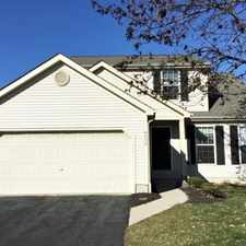 Rental info for 8952 Firstgate Drive in the Reynoldsburg area