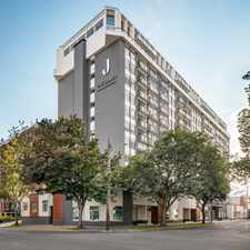 Rental info for The James in the Victoria area
